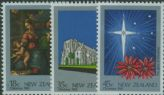 NZ SG1324-6 Christmas 1983 set of 3